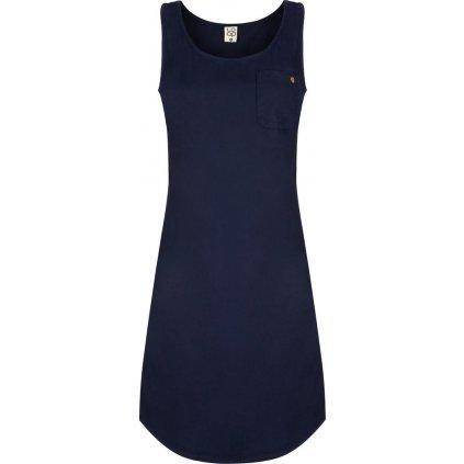 Dámské sportovní šaty LOAP Nicol modré