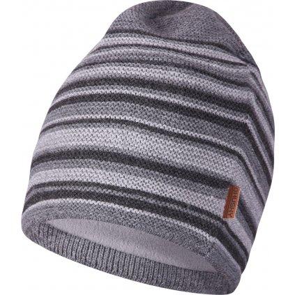 Pánská čepice HUSKY Cap 22 šedá