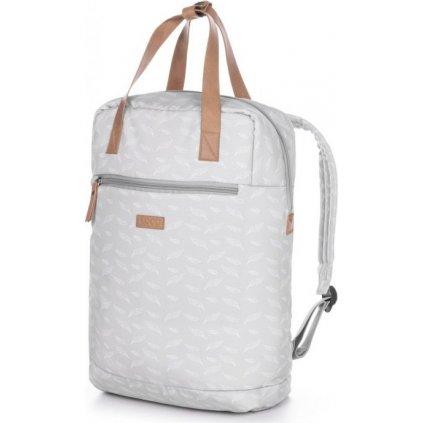 Dámský městský batoh LOAP Reina šedý