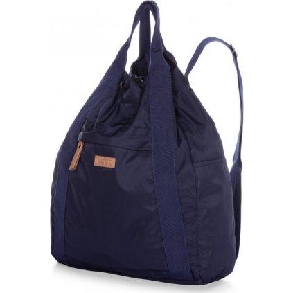 Dámský městský batoh LOAP Maleca modrý