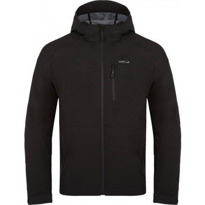 Pánská softshellová bunda LOAP Lawer černá