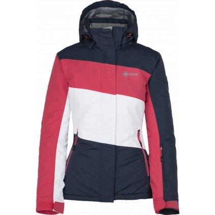 Dámská lyžařská bunda KILPI Kally-w tmavě modrá