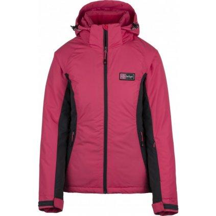 Dámská lyžařská bunda KILPI Chip-w růžová