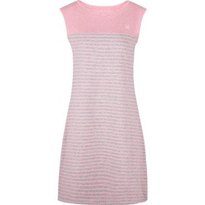 Dámské sportovní šaty LOAP Adonisa růžové