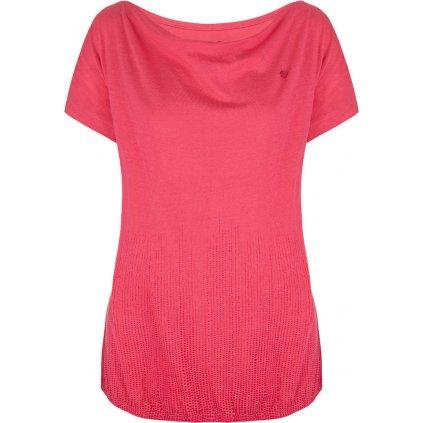 Dámské triko LOAP Assiel růžové