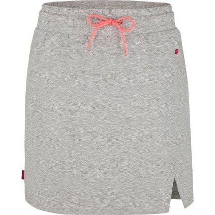 Dámská sportovní sukně LOAP Adronis šedá