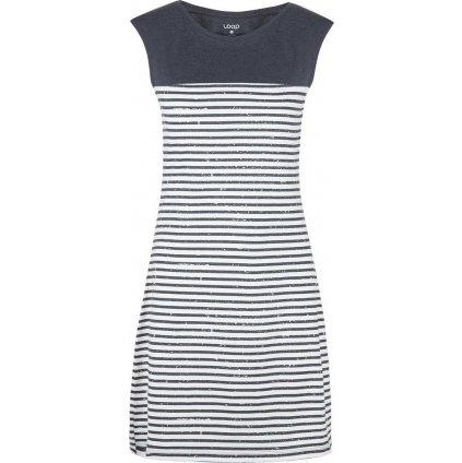 Dámské sportovní šaty LOAP Adonisa šedé