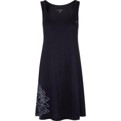 Dámské sportovní šaty LOAP Astris modré