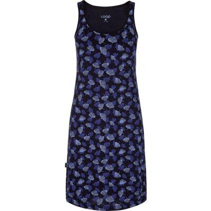 Dámské sportovní šaty LAOP Asnara modré