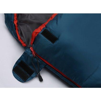 Dětský spací pytel dekový LOAP Salmo Kid modrý