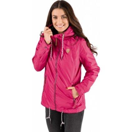 Dámská bunda SAM 73 růžová