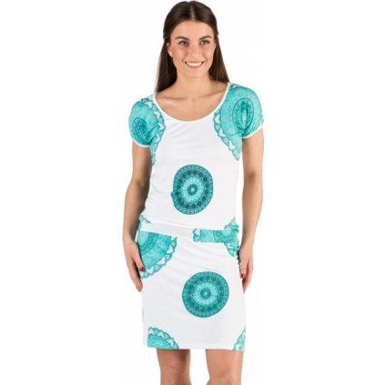 Dámské šaty SAM 73 modré