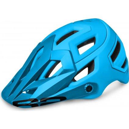 Cyklistická helma R2 Trail modrá