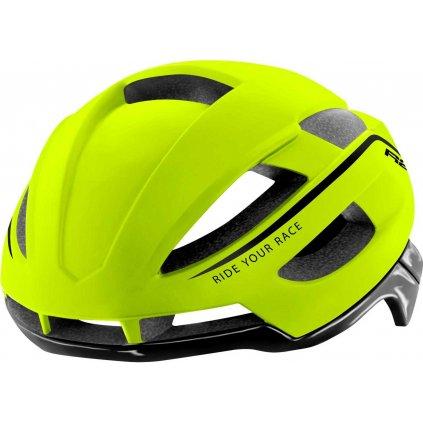 Cyklistická helma R2 Aero žlutá
