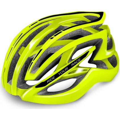 Cyklistická helma R2 Evolution žlutá