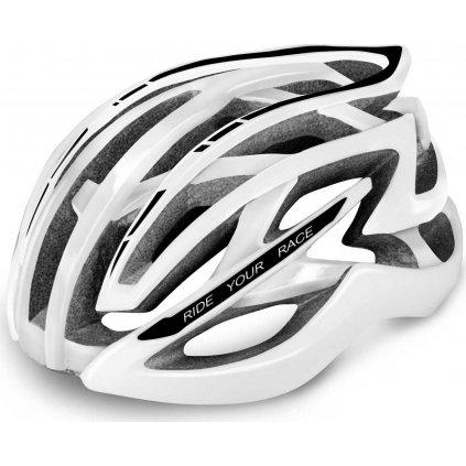 Cyklistická helma R2 Evolution bílá