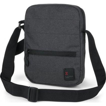 Taška přes rameno LOAP Focuse  černá