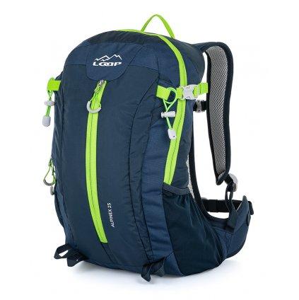 Turistický batoh ALPINEX 25 modrá