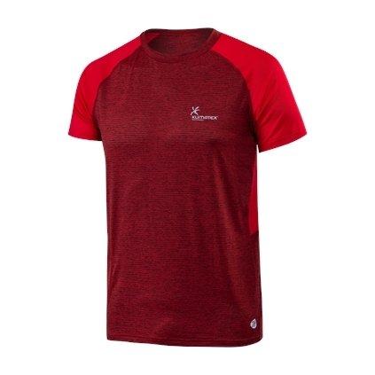 Pánské běžecké triko KLIMATEX Navid