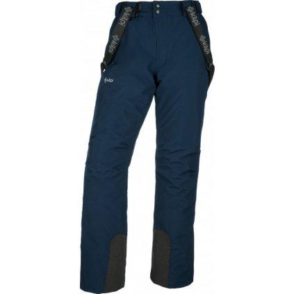 Pánské lyžařské kalhoty KILPI Mimas-m tmavě modré