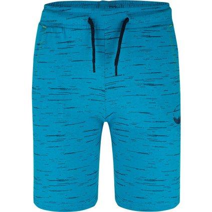 Chlapecké sportovní kraťasy LOAP Baidos modré