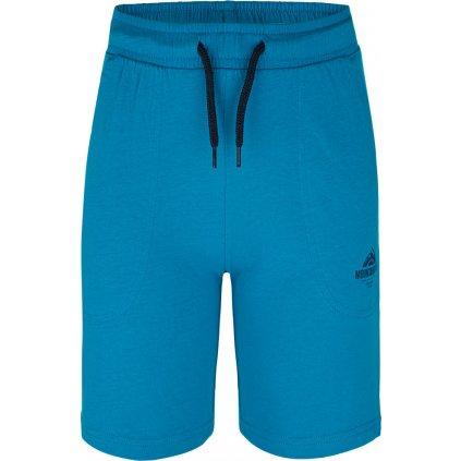 Dětské sportovní kraťasy LOAP Baidal modré
