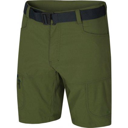 Pánské šortky HUSKY  Kimbi M tm.zelená