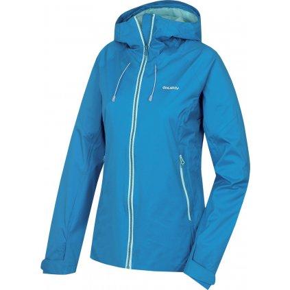 Dámská hardshellová bunda HUSKY Nicker L modrá