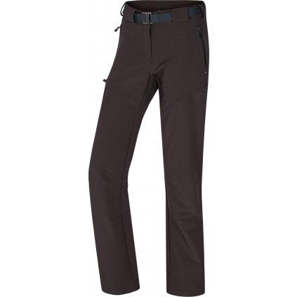 Dámské sofshellové kalhoty HUSKY Keiry L grafit