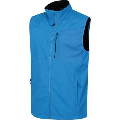 Pánská softshellová vesta HUSKY Salien M modrá
