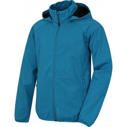Pánská softshellová bunda HUSKY Sally M modrá