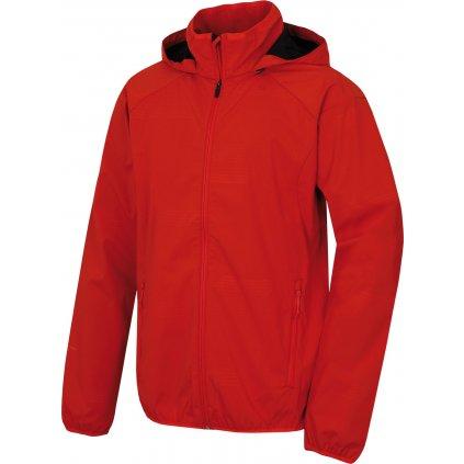 Pánská softshellová bunda HUSKY Sally M červená