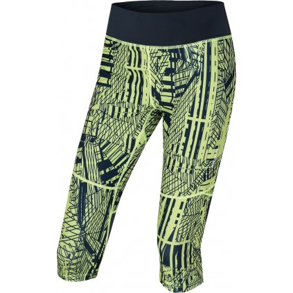 Dámské sportovní 3/4 kalhoty HUSKY Darby L sv. zelená