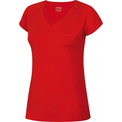 Dámské triko HUSKY Tonie L červená