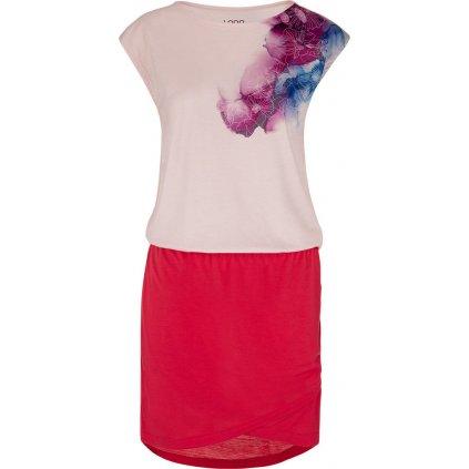 Dámské sportovní šaty LOAP Algera růžové
