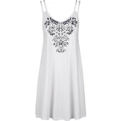 Dámské sportovní šaty LOAP Barunka bílé