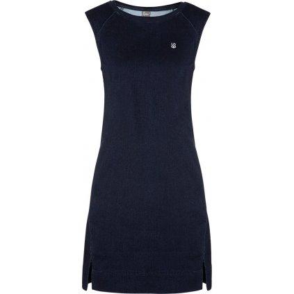 Dámské sportovní šaty LOAP Dali modré