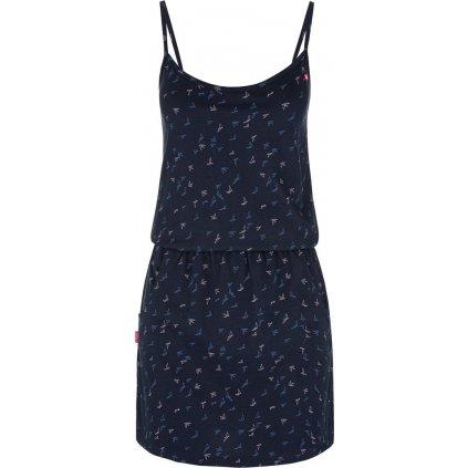 Dámské šaty LOAP Barila modré