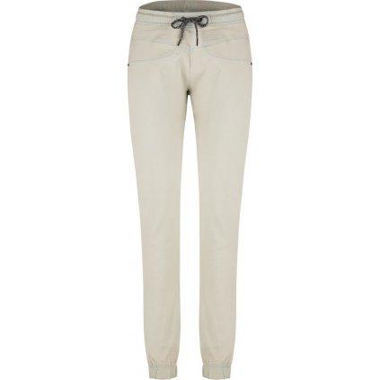 Dámské volnočasové kalhoty LOAP Darvin bílé
