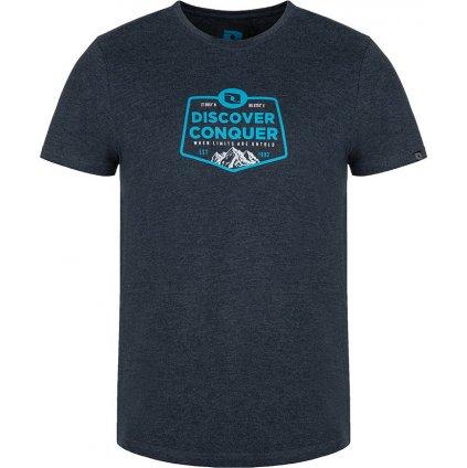 Pánské triko LOAP Bolvin s krátkým rukávem modré