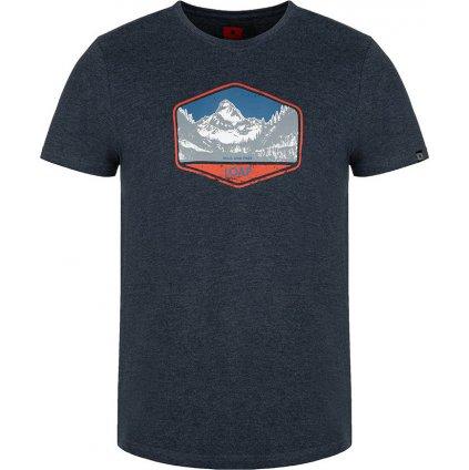Pánské triko LOAP Bolter s krátkým rukávem modré