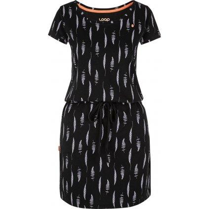 Dámské šaty LOAP Balina černé