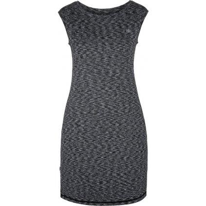 Dámské funkční šaty LOAP Mamba černé