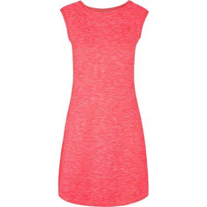 Dámské funkční šaty LOAP Mamba růžové