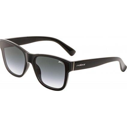 Sluneční brýle RELAX Agatti černé