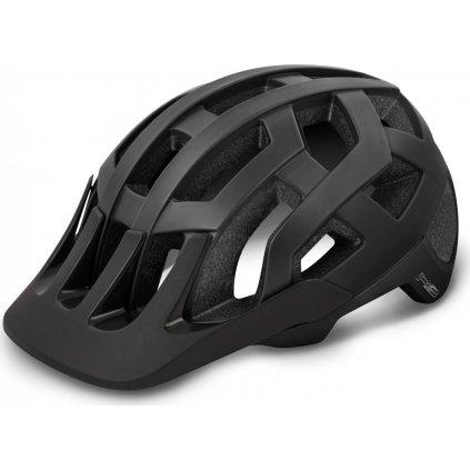 Cyklistická helma R2 Fargo černá