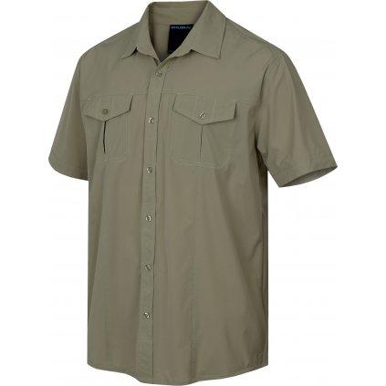 Pánská košile HUSKY Gomy M sv. olivová