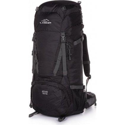 Turistický batoh LOAP Atlas 70+10 černý
