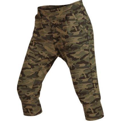 Dámské 3/4 kalhoty LITEX se sníženým sedem