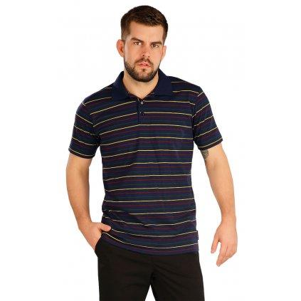 Pánské polo triko LITEX s krátkým rukávem